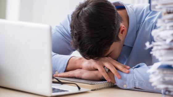 Stress article teacher